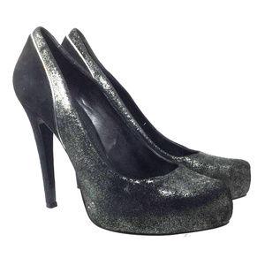 BCBGeneration Women's Slip on Pointed Toe Heel US7
